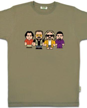 ToonStar Bowling Team - Il grande Lebowski