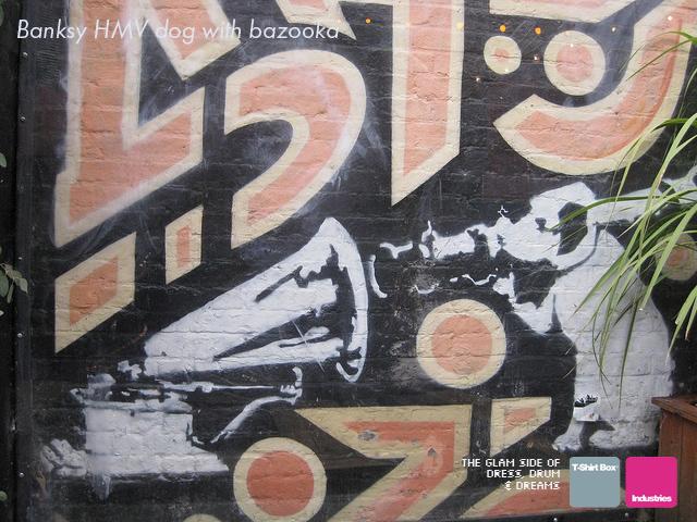 Banksy HMV