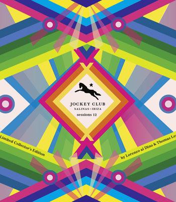 Jockey Club Ibiza Sessions Vol.12 2015 (2CD)