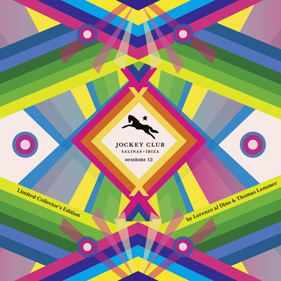 Jockey Club Ibiza Sessions Vol.12 2015 (2CD)