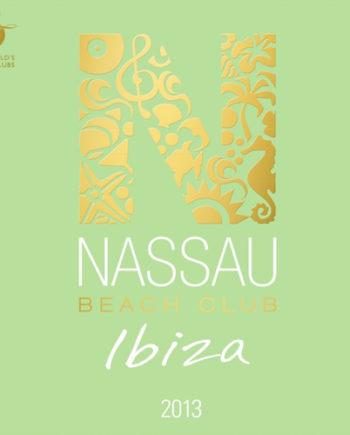 Nassau Beach Club Ibiza 2013 (2CD)