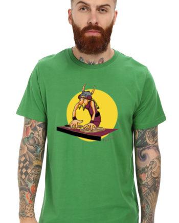 T-shirt Asterix DJ