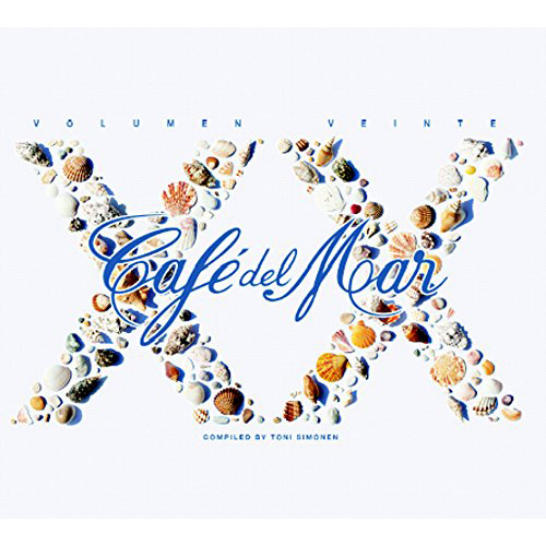 Cafe Del Mar Vol.20  2014 (2CD)