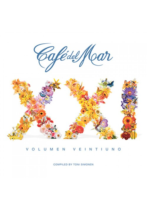 Café del Mar Vol.21 2015 (2CD)
