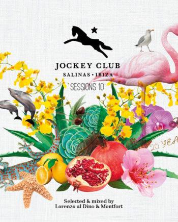 Jockey Club Ibiza Sessions Vol.10 2013 (2CD)