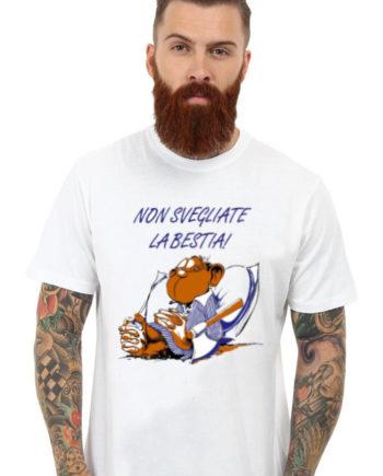 T-Shirt non svegliate la bestia