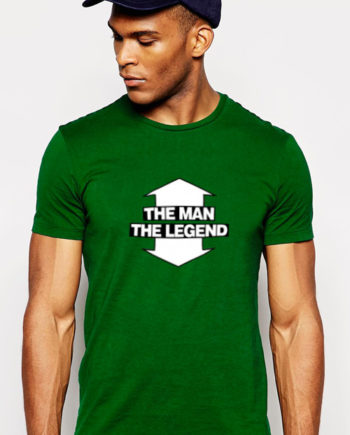 T-Shirt The Man The Legend