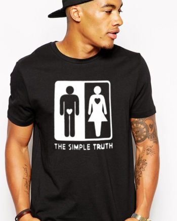 T-shirt The Simple Truth
