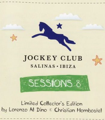 Jockey Club Ibiza Sessions 8 2011  (2CD)