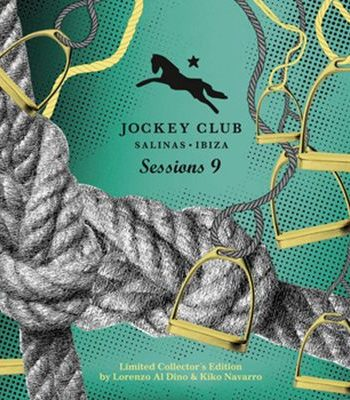 Jockey Club Ibiza Sessions 9 2012  (2CD)