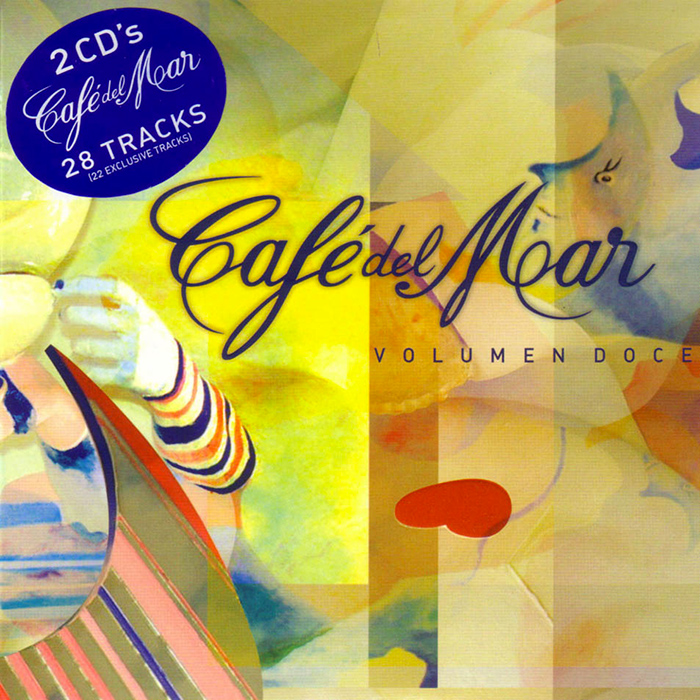 Cafe Del Mar Vol.12 2005 (2CD)