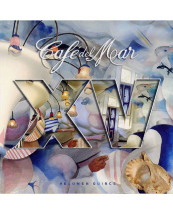 Cafe Del Mar Vol.15 2008 (2CD)