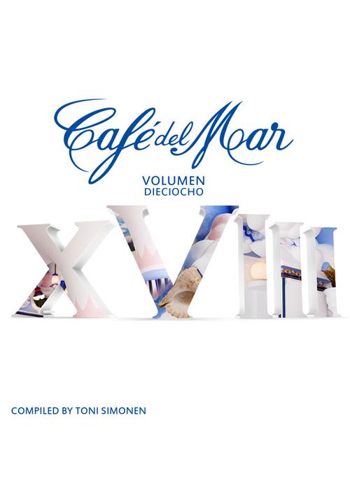Cafe Del Mar Vol.18 2012 (2CD)