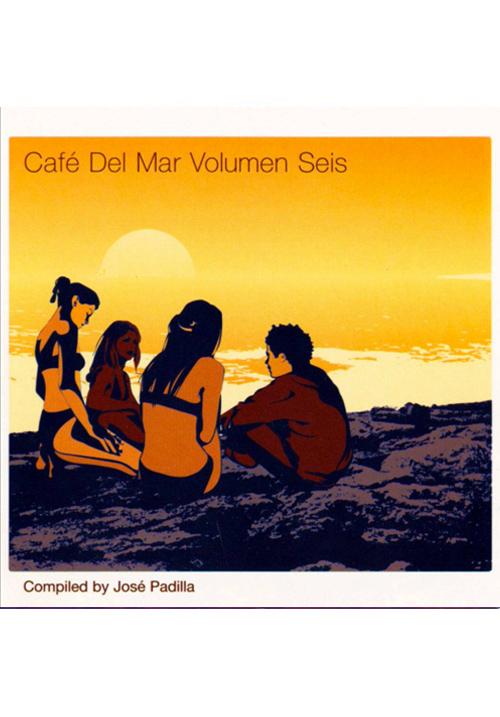 Cafe Del Mar Vol. 6 1999 (1CD)