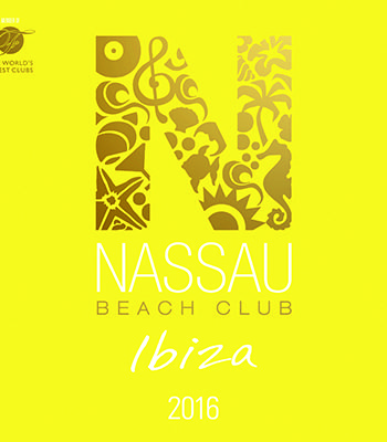 Nassau Beach Club Ibiza 2016 (2CD)