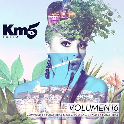 KM5 Ibiza Vol.16 2016 (2CD)