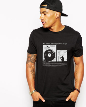 T-Shirt Lessons in Mixing No. 2