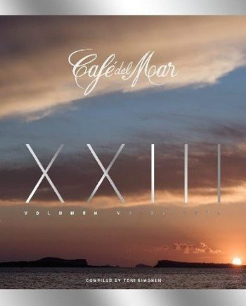 Cafe Del Mar 23 2017  (2CD)