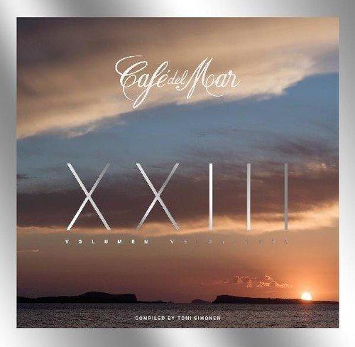 Cafe Del Mar 23 2017  (2CD)