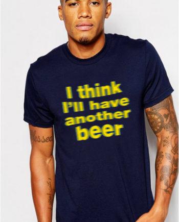 T-shirt I think l'll have...