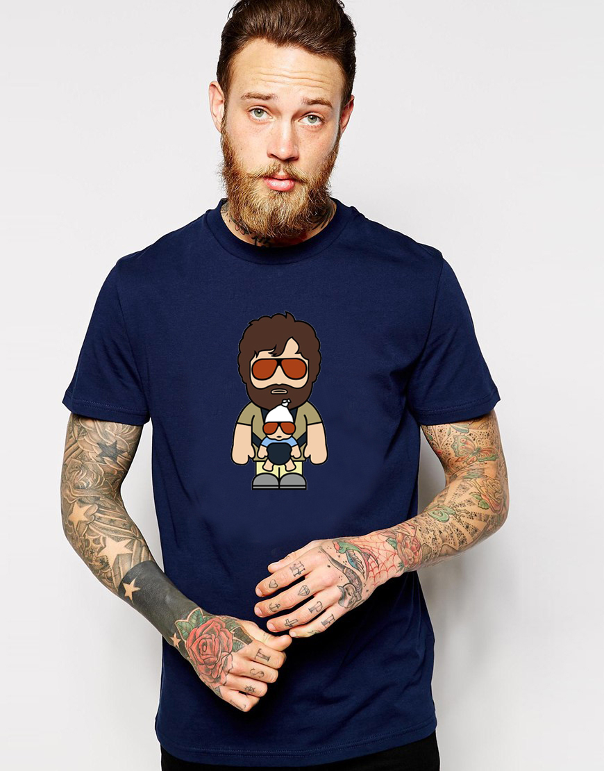 Toonstar Cartoon T-Shirt - Bad Trip