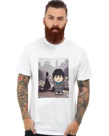 T-shirt Rambo - Sylvester Stallone.