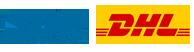 we ship with SDA and DHL