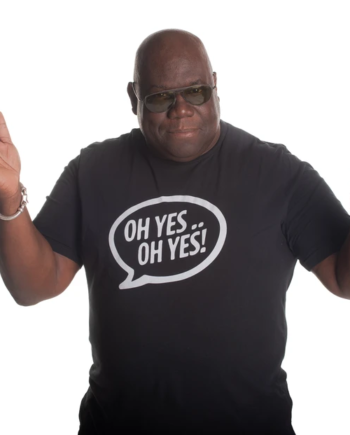 Oh Yes Oh Yes Carl Cox Official T-Shirt