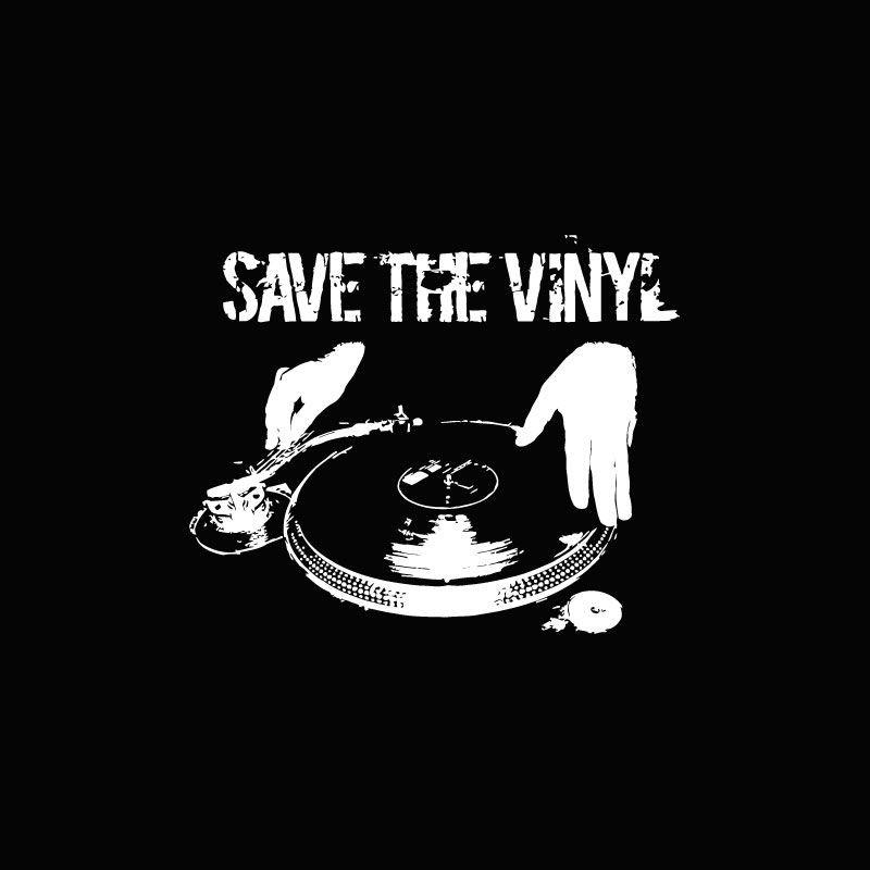 T-Shirt Save Vinyl