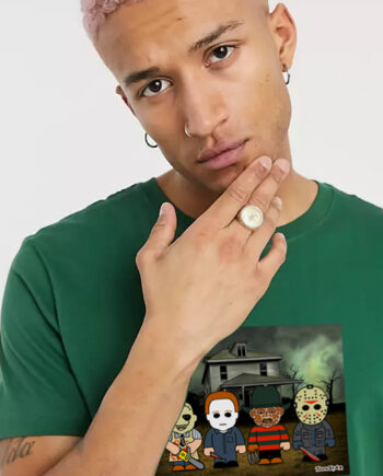 T-Shirt Horror poster